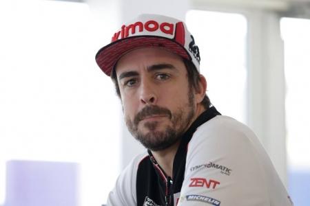 """Alonso: """"El Toyota es un coche nacido para correr en Le Mans"""""""