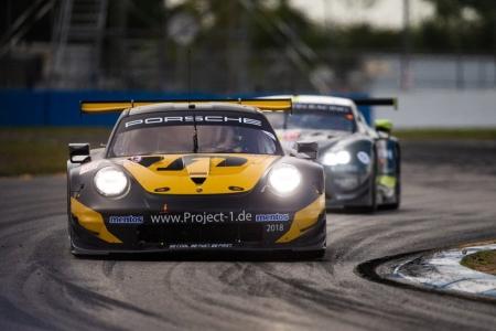 Project 1 inscribe dos Porsche 911 RSR en el WEC 2019-20