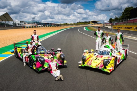 Rebellion desvela las libreas 'art car' que usará en Le Mans