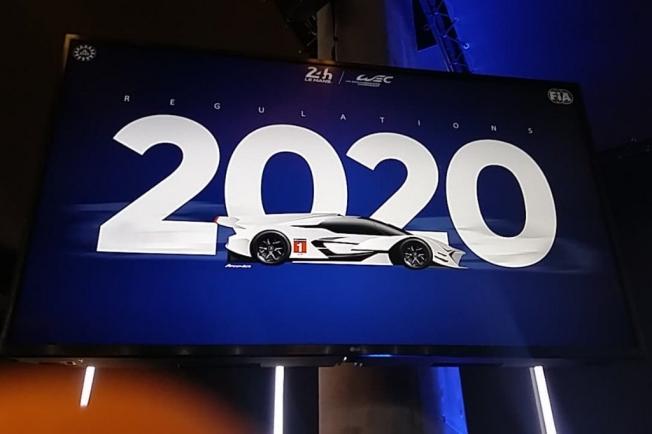 ACO confirma el reglamento hypercar del WEC 2020-21