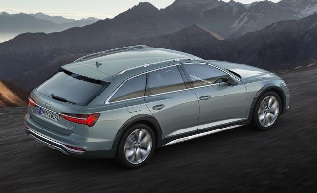 Audi A6 allroad quattro 2019 - posterior