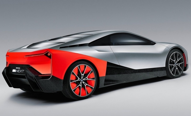 BMW Vision M NEXT - posterior