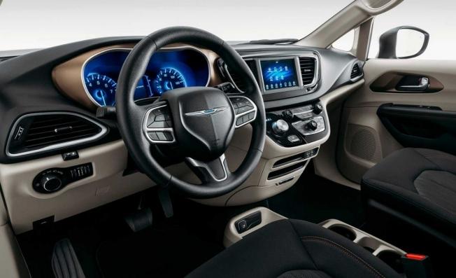 Chrysler Voyager 2020 - interior