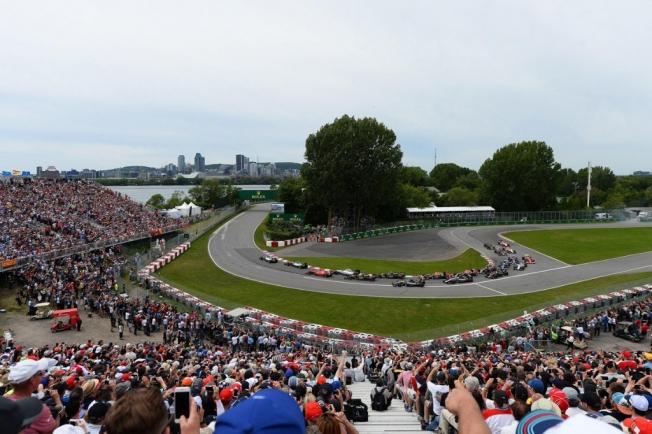 En directo los entrenamientos libres del GP de Canadá de F1 2019