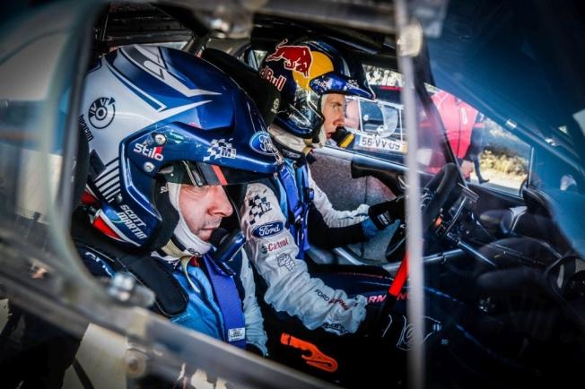 Elfyn Evans representará a M-Sport en el Rally de Estonia