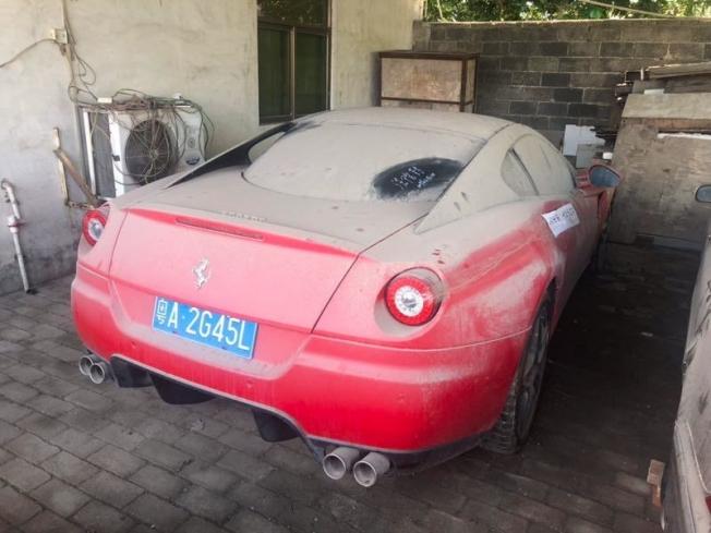 El Ferrari 599 GTO más barato del mundo está a la venta ahora en China - Motor.es