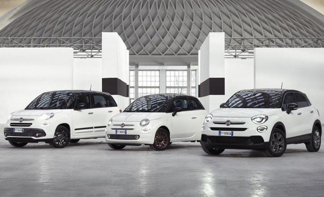 Fiat 500L, Fiat 500 y Fiat 500X