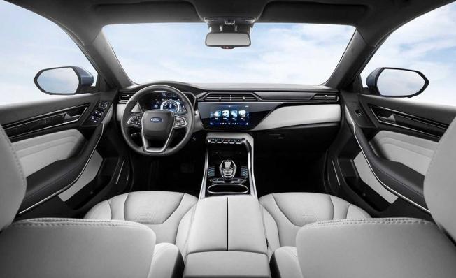 Ford Territory EV - interior