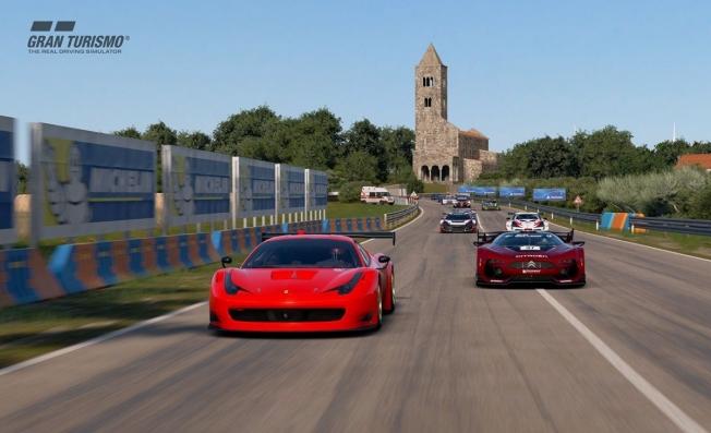 Gran Turismo Sport - actualización de junio de 2019