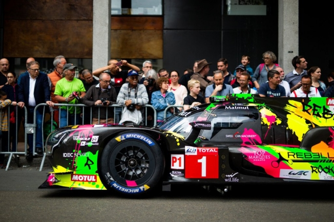 Horarios y dónde ver las 24 Horas de Le Mans 2019