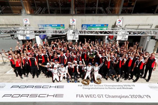 Los otros campeones de Le Mans y del WEC 2018-19