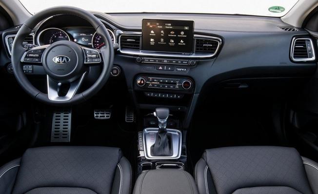 Kia Ceed Tourer - interior
