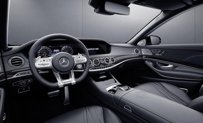 Mercedes-AMG S 65 Final Edition - interior