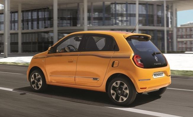 Renault Twingo 2019 - posterior
