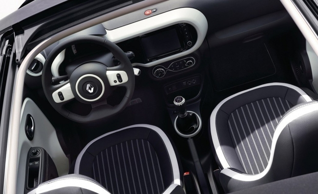 Renault Twingo 2019 - interior