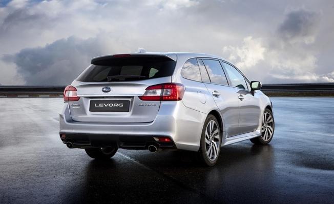 Subaru Levorg 2019 - posterior
