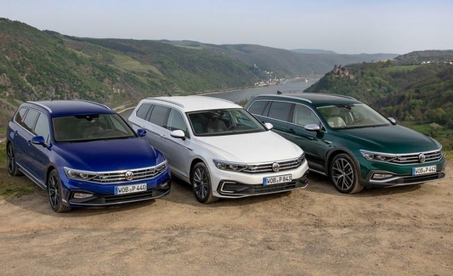 Gama Volkswagen Passat 2019
