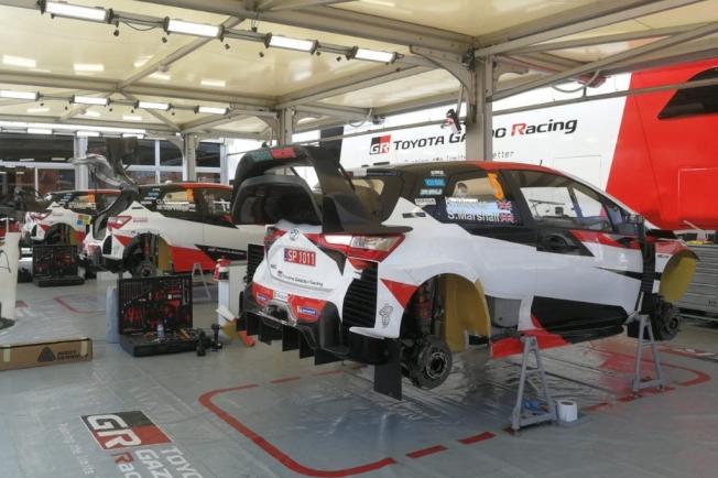 Previo y horarios del Rally de Italia-Cerdeña del WRC 2019