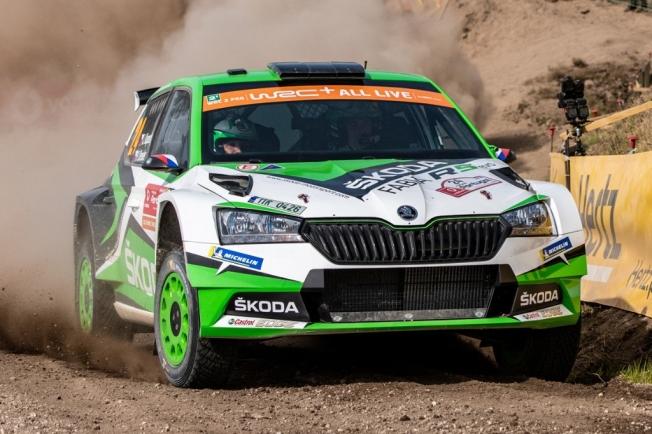 El Rally de Italia-Cerdeña se queda sin un R5 en WRC2 Pro