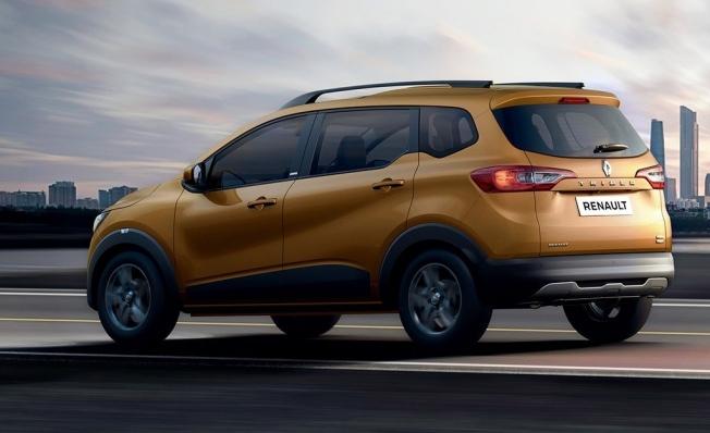 Renault Triber - posterior