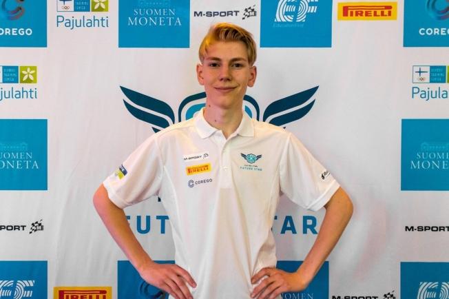 Sami Pajari correrá el Rally de Finlandia como 'Flying Finn'