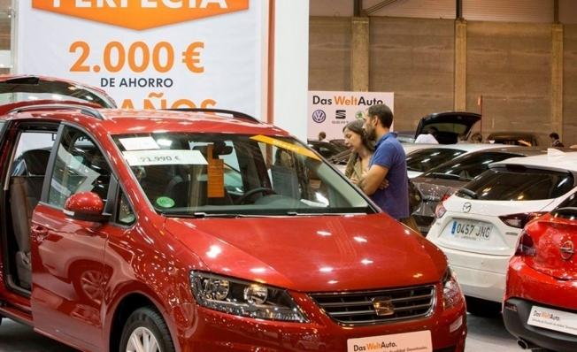 Ventas de coches de ocasión en España en mayo de 2019