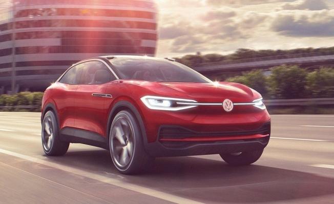 Volkswagen ID. Crozz II Concept