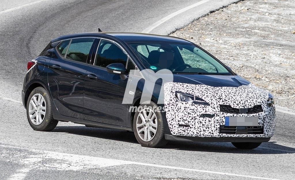 Estos son los motores que usará el nuevo Opel Astra 2020