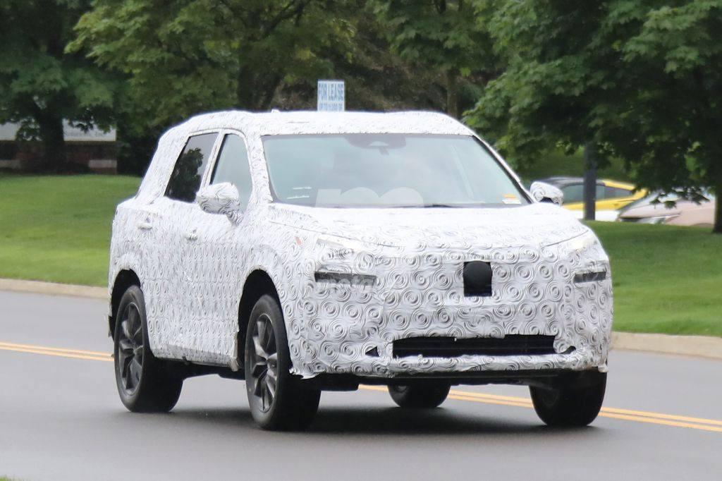 Los prototipos del Nissan X-Trail de nueva generación ya están en la calle