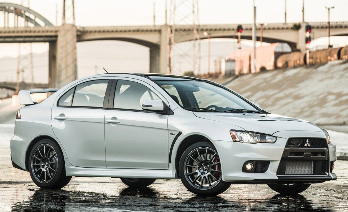 Mitsubishi deja abierta la puerta al regreso del Lancer Evolution