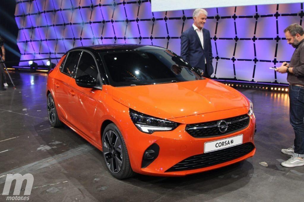 Opel se vuelve eléctrica, conocemos a los Corsa-e y Grandland X Hybrid4