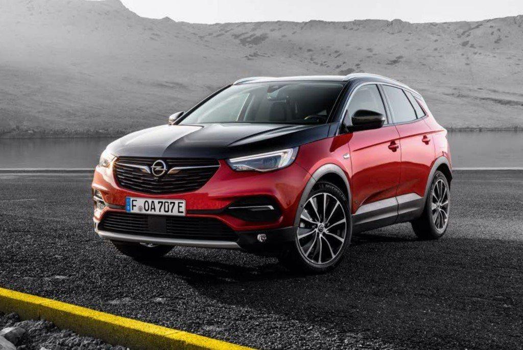 El nuevo Opel Grandland X Hybrid4 ya tiene precios en Alemania