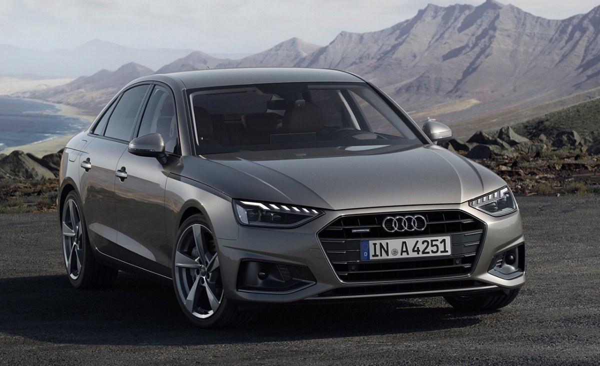 Precios y gama del nuevo Audi A4, la renovada berlina entra en escena
