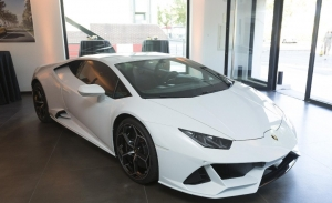 El nuevo Lamborghini Huracán EVO debuta en España