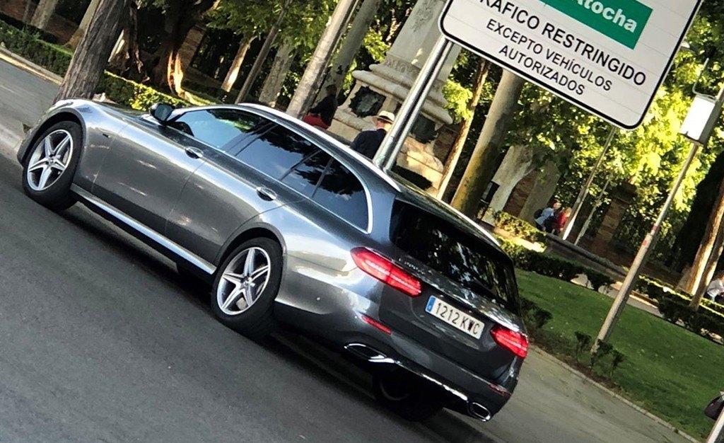 Precio del Mercedes E 300 de Estate, un coche familiar híbrido enchufable