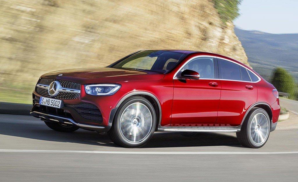 Llega a España el nuevo Mercedes GLC Coupé 2019, repasamos sus precios