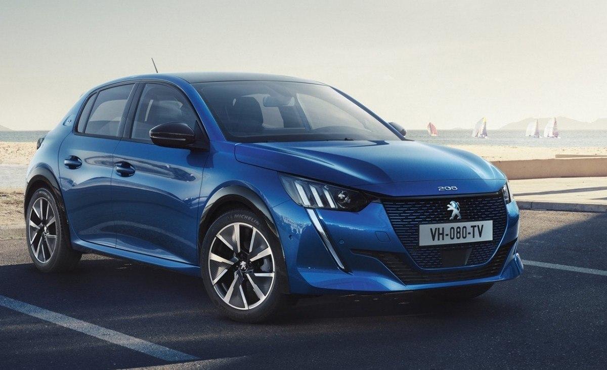 Precios del Peugeot e-208, la versión 100% eléctrica ya puede ser configurada