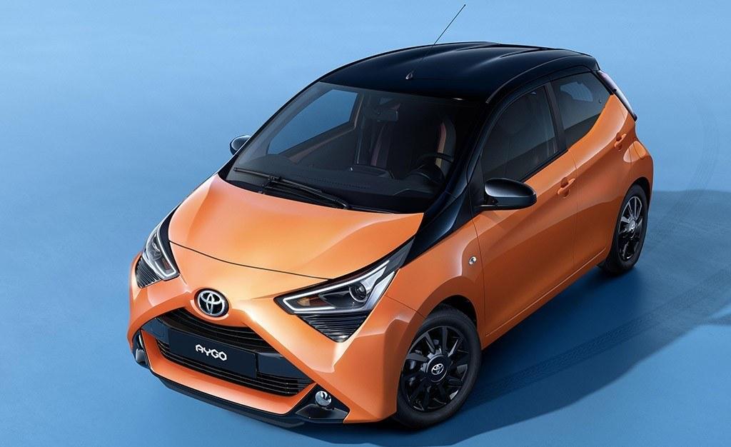 El nuevo Toyota Aygo x-cite llega a España, ya se encuentra a la venta