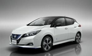 Prueba Nissan LEAF 2019, más autonomía siempre es bienvenida