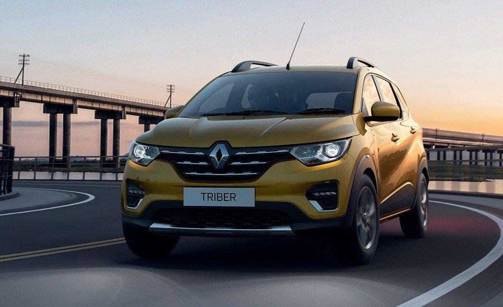 Renault Triber, así es el nuevo crossover urbano que no llegará a Europa