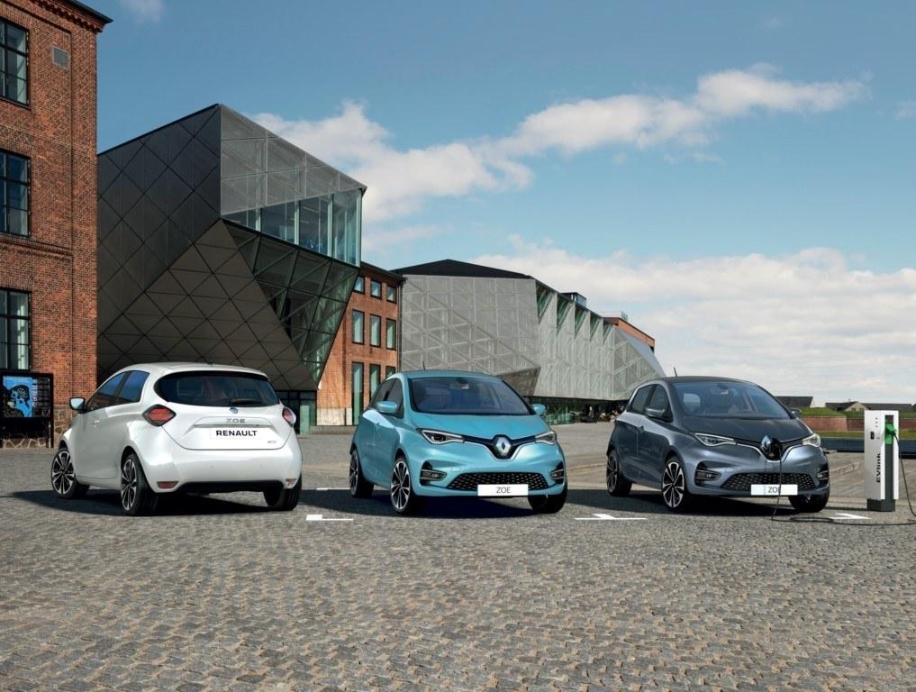 Renault ZOE 2020: el nuevo eléctrico del Rombo desvelado por completo