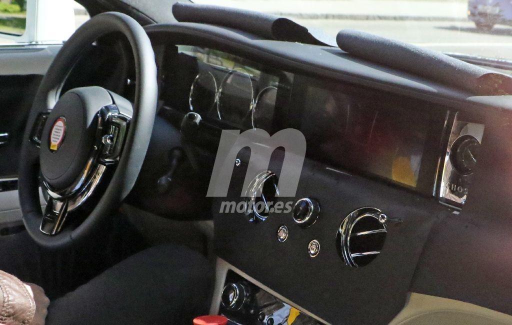 2020 Rolls-Royce Ghost II 38
