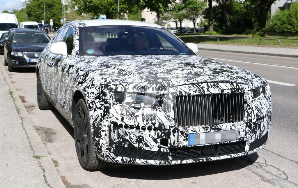 2020 Rolls-Royce Ghost II 30