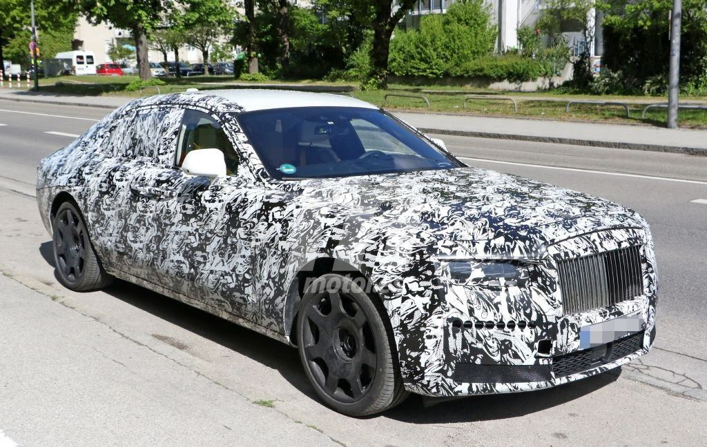 2020 Rolls-Royce Ghost II 31