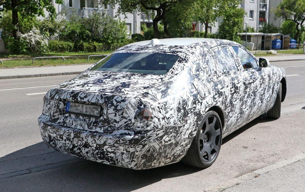 2020 Rolls-Royce Ghost II 34
