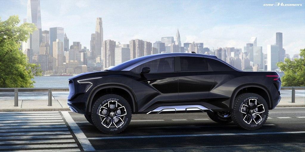 Según Musk, el futuro Tesla pick-up costará menos de 50.000 $