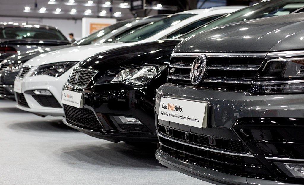Las ventas de coches de ocasión retroceden un 9,6% en mayo de 2019