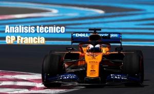 [Vídeo] F1 2019: análisis técnico del GP de Francia