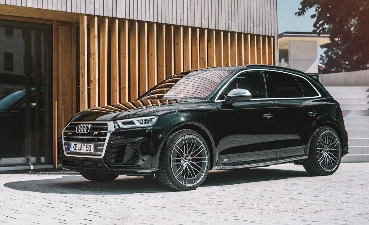 ABT Sportsline presenta su paquete de mejoras para el Audi SQ5 TDI