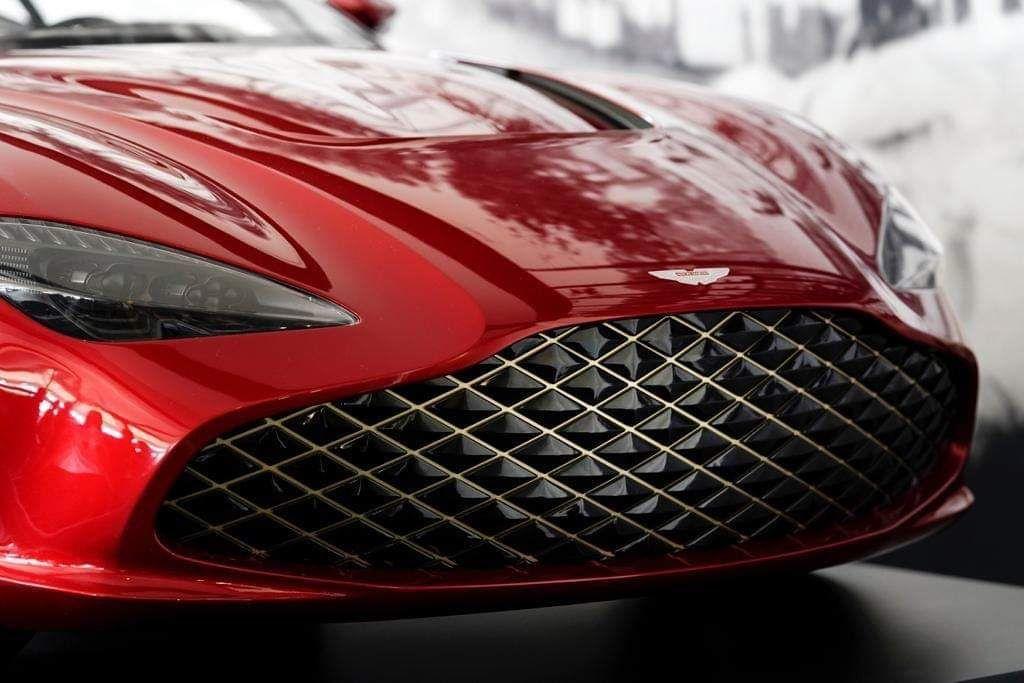 2019 Aston Martin DBS GT Zagato 6